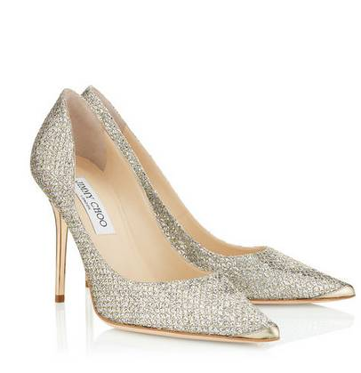 Jimmy choo abel wedding
